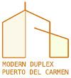 Modern Duplex in Puerto del Carmen